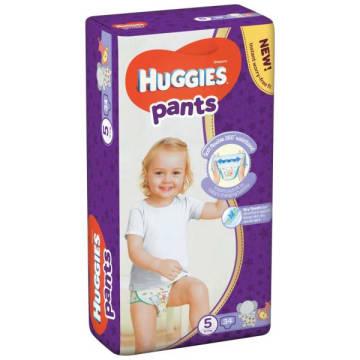 HUGGIES pants Pieluchomajtki Rozmiar 5 (12-17kg) 34 szt. 1szt