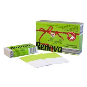 RENOVA Red Label Chusteczki higieniczne Green 6 szt. 1szt