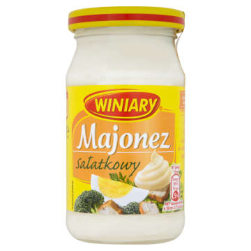 WINIARY Majonez sałatkowy 250ml