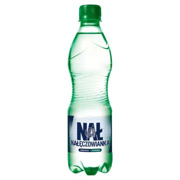 Naturalna woda mineralna gazowana - Nałęczowianka