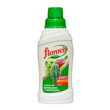 FLOROVIT Nawóz do kaktusów i sukulentów 550g
