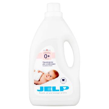 Płyn do zmiękczania tkanin Sensitive - Jelp jest bezpieczny dla osób o wrażliwej skórze.