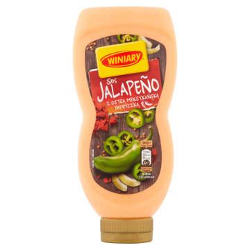 WINIARY Sos majonezowy jalapeno 350g