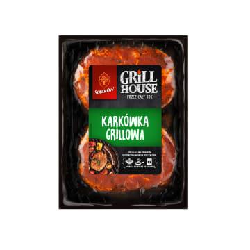 SOKOŁÓW GRILL HOUSE Karkówka grillowa wieprzowa 500-700g 600g