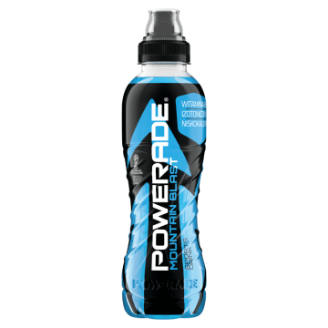 POWERADE Napój izotoniczny Mountain Blast 500 ml