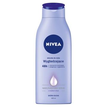 NIVEA Mleczko do ciała Wygładzające (skóra sucha) 400ml
