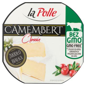 MLEKOVITA La Polle Camembert Classic Ser pleśniowy 120g