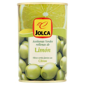 Oliwki zielone z cytryną JOLCA - idealne połączenie delikatności i pikatnego smaku