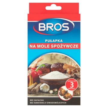 Skuteczna pułapka na mole spożywcze – Bros. Oręż w walce z nielubianymi gośćmi w żywności.