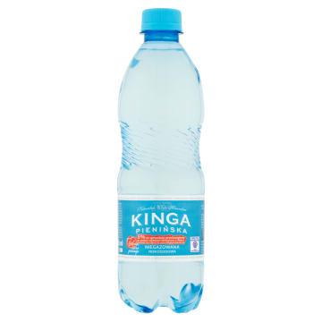 Naturalna woda mineralna-Kinga Pienińska. W pełni naturalna woda z podziemnych górskich  źródeł.