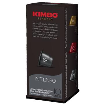 KIMBO INTENSO Kawa w kapsułakach 10 szt. 58g