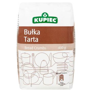Bułka Tarta - Kupiec sprawdzi się nie tylko do panierki do mięs.