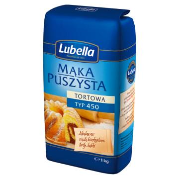 Mąka puszysta tortowado ciast i wypieków- Lubella