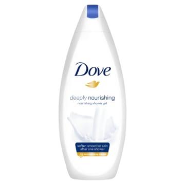 Dove Deeply Nourishing-Odżywczy żel pod prysznic o unikalnej formule