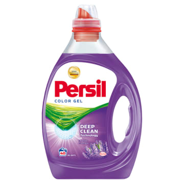 Persil Color Expert – lawendowy żel do prania tkanin. Z powodzeniem zastępuje proszek do prania.