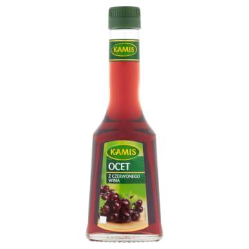 Kamis -  Ocet winny z czerwonego wina. Nadaje potrawom wyrazisty smak.