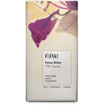 Czekolada gorzka 71% Kakao - Vivani