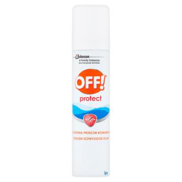 OFF Repelent przeciw komarom i kleszczom w aerozolu 100ml