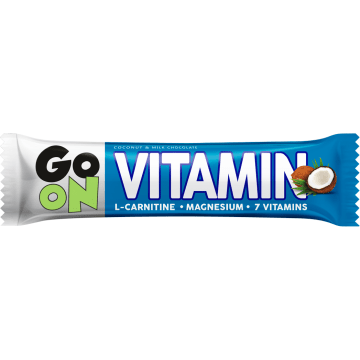 SANTE GO ON! Baton kokosowy Vitamin 50 g