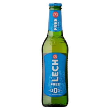 Piwo bezalkoholowe - Lech Free. Bezalkoholowy napój dla miłośników smaku chmielu.