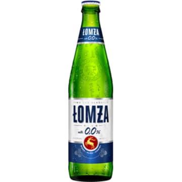ŁOMŻA Piwo bezalkoholowe w butelce 500ml