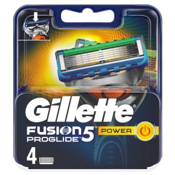 Wkłady – Gillette Fusion Proglide to ostrza wyprodukowane za pomocą przełomowej technologii.
