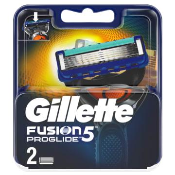 Manual Wkłady - GILLETTE FUSION. Komfort golenia do ostatniej chwili.