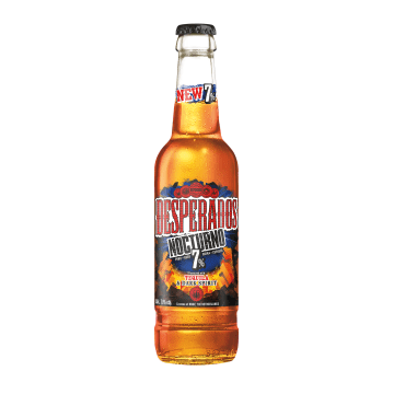 DESPERADOS NOCTURNO Piwo w butelce 400ml