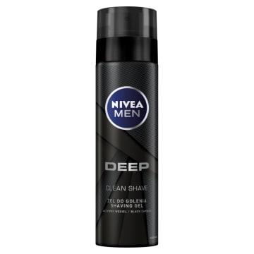 NIVEA MEN Deep Żel do golenia 200ml