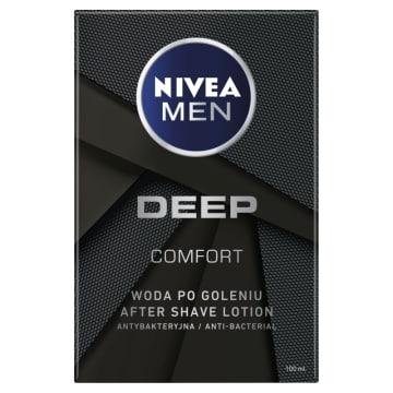 NIVEA MEN Deep Woda po goleniu 100ml