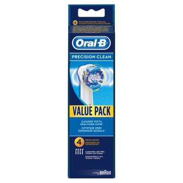 Końcówka do szczoteczki elektrycznej - Oral-B to wysoka jakość wykonania i precyzyjne czyszczenie.
