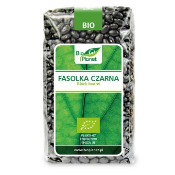 Fasolka czarna Bio Bio Planet- ekologiczny, bogaty w białka i witaminy element kuchni Meksyku.