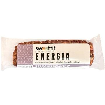 SWEETFIT Baton energetyczny czarna porzeczka 45g