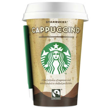 STARBUCKS Cappuccino 220 ml