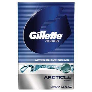 Woda po goleniu – Gillette zdecydowany, orzeźwiający i męski zapach.