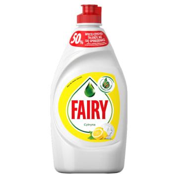 Płyn do mycia naczyń - Fairy. Skuteczny preparat, niezbędny w każdym domu.