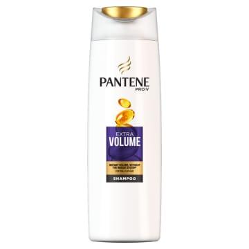 Szampon do włosów - Pantene Pro-V. Lekki system pomaga uwydatnić naturalną objętość włosów.