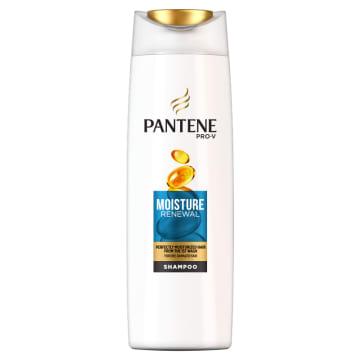Rewitalizujący szampon Pantene Pro-V pozwala odzyskać uszkodzonym włosom dawny blask.