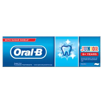 ORAL-B Junior Pasta do zębów dla dzieci 6+ lat 75ml