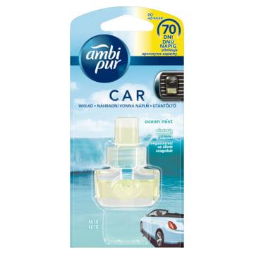 AMBI PUR CAR Samochodowy odświeżacz powietrza Ocean Mist - wkład 1szt