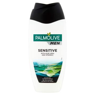 PALMOLIVE MEN Żel pod prysznic Sensitive 250ml
