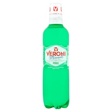 VERONI MINERAL Perle Naturalna woda mineralna średnionasycona dwutlenkiem węgla 1.5l