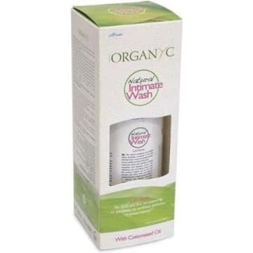 Płyn do higieny intymnej - ORGANYC. Płyn do higieny intymnej zapewniający komfort i nawilżenie.