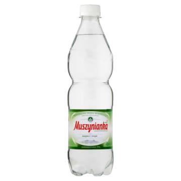 Naturalna woda mineralna, częściowo odgazowana - Muszynianka