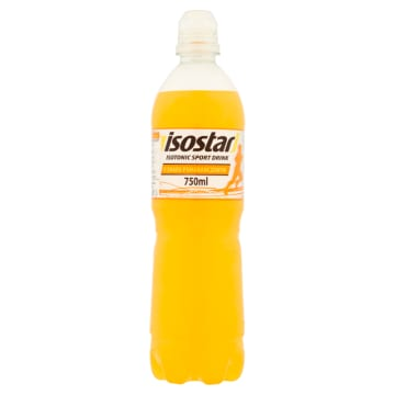 Napój izotoniczny o smaku pomarańczowym 500ml - Isostar