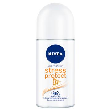 Nivea Stress Protect Antyperspirant w kulce chroni skórę nawet w największym stresie.