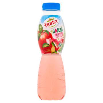 HORTEX Letnie Smaki Napój jabłko-rabarbar 500ml