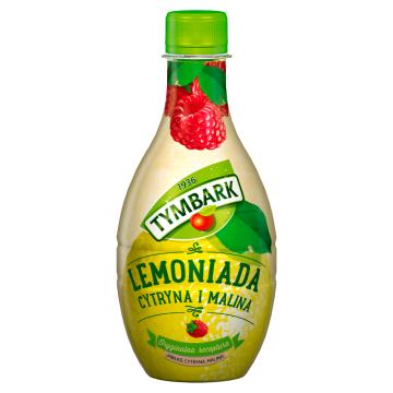 TYMBARK Lemoniada cytryna i malina 400ml