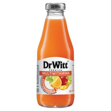 Napój Multiwitamina 12 witamin - Dr Witt. Orzeźwiający napój zawierający 12 witamin.