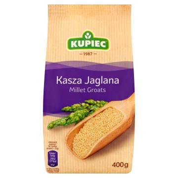 Kasza jaglana - Kupiec